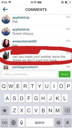 Someone posted this on Gemma's IG lol