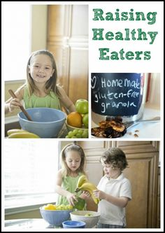 Raising Healthy Eaters from Real Food Real Deals & Healthy Mamas for Happy Families