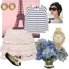 This year I will make it to Paris, created by sophies-picks