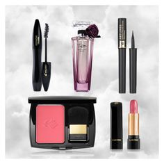 Lancôme Wishlist by eboutic-accessories on Polyvore featuring beauté, WishList, Beauty, makeup and lancome Lancome, Beauty Makeup, Lipstick, Polyvore, Accessories, Lipsticks, Gorgeous Makeup, Jewelry Accessories