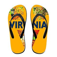 721e5fc8f2282 Shehe V Virginia Unisex Summer Beach Flip-flops Sandals L