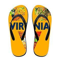 3acb2ca50d1f84 Shehe V Virginia Unisex Summer Beach Flip-flops Sandals L