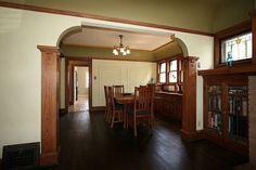 Arts & Crafts - Craftsman - Detail - Bungalow - Home