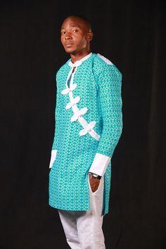 Men in Nigerian Native   Its amazing how men rock the ankara fabric in fabulous styles. You ...
