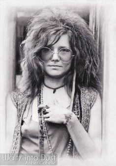 Janis Joplin - Like a pearl, A pearl of a girl - Portrait Janis Joplin, Pop Art Images, Patti Smith, Music Mix, Stevie Nicks, Blue Fashion, Beautiful People, Beautiful Ladies, Portrait Photography