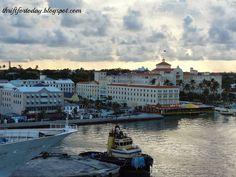 Port at Nassau, The Bahamas