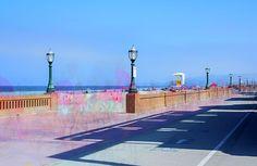 """""""Another #Boardwalk #Summer"""" by Joseph S. Giacalone #BeachArt"""