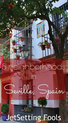 We only had two full days in Seville, Spain but we quickly got ourselves acquainted with the atmospheric town. Visiting actual sights – which there aren't that many of – wasn't of high importance as we preferred to enjoy the ambiance of the timeworn neighborhoods in Seville. Each have their own church and square filled with cafes