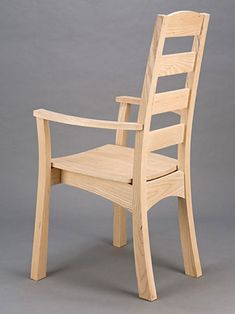Mark Ripley, bespoke chair makers in Basingstoke. Chair Design Wooden, Wooden Stools, Garden Furniture Sets, Furniture Design, Kitchen Chairs, Dining Chairs, White Kitchen Decor, Minimalist Furniture, Dining Decor