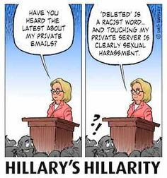 Hillary, Can you explain why emails submitted from your secret ...