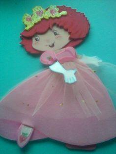 fresita princesa
