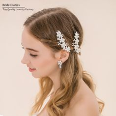 women bride wedding hairpins Simulated pearl bride Hair Sticks wedding hair accessories bridal headwear hairpin-in Hair Jewelry from Jewelry & Accessories on Aliexpress.com | Alibaba Group