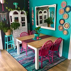 Home Decoration Apartments .Home Decoration Apartments Interior Decorating, Interior Design, Dining Room Design, Home Decor Furniture, Bohemian Decor, Bohemian Fashion, Fashion Vintage, House Colors, Home Projects