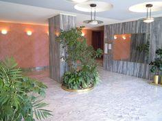 Location vacances appartement Fabron: Le hall d'entrée de la Résidence