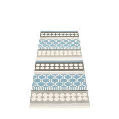 Pappelina | Asta 70 x 180 cm Misty Blue Rug