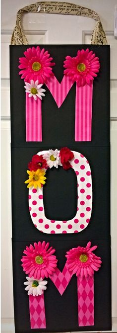 Mother's Day Bulletin Board or project.