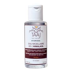 Eau micellaire de l'Himalaya TAAJ - A essayer absolument