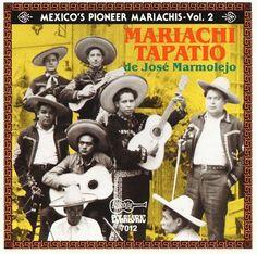 Mariachi Tapatio De Jose Marmolejo [CD]