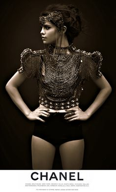 Selena Gomez - Chanel