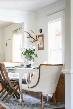 Dining Room Refresh by sheholdsdearly.com