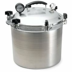 All-American 921 21-1/2-Quart Pressure Cooker/Canner   http://www.amazon.com/All-American-921-2-Quart-Pressure/dp/B00004S88Z