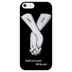1【牽妳的手, 陪妳一路走到底~ 】情人節情侶套組,3D浮雕客製化手機殼 (黑殼) 悠遊卡,愛恩愛精品設計