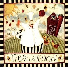 Fresh is Good! Fine-Art Print by Dan Dipaolo at FulcrumGallery.com