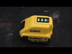 DeWalt DCB090 USB Charger - YouTube