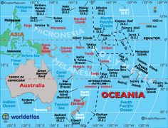 Location of fiji islands fiji islands map fiji map our world great big map with all the islands from the north pacific to the south pacific oceans gumiabroncs Gallery