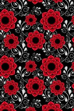 420 Best Redwhiteblack Images Colors Rouge Black White Red