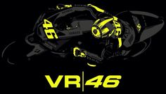 Black VR46 Valentino Rossi Logo, Valentino Rossi Yamaha, Motorcross Bike, Motorcycle, Mountain Biking Quotes, Vertical Bike, Bike Photoshoot, Mountain Bike Helmets, Vr46