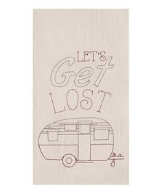 Let's Get Lost Towel Set of Brown, C&F Home(Cotton, Embroidered) Dish Towels, Hand Towels, Tea Towels, Top 10 Christmas Gifts, Thoughtful Christmas Gifts, Rustic Comforter, Lets Get Lost, Hand Towel Sets, Simple Colors