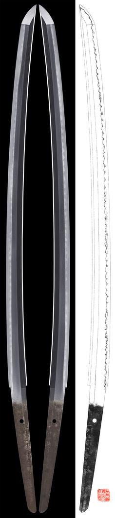 Katana : Sansyu Jyu Tsutsui Kiyokane Saku/Syowa 20th 2 Gatsu hi | Japanese Sword Shop Aoi-Art.