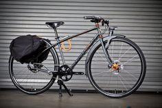 La bicicleta ideal para cualquier ciudad por Chris King Mx Cycles