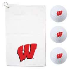 Wisconsin Badgers WinCraft Golf Gift Set - $19.99