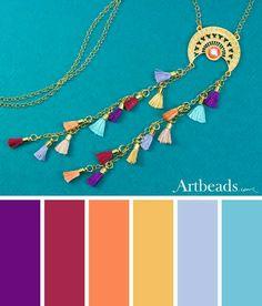 Colour Pallette Color Palate Azul Combinations Summer Palettes