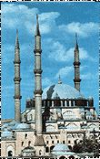 Selimiye Mosque. Article on TheOttomans.org on Mosque of Selim II. Edirne, Turkey. Sinan (architect). 1568–1575 C.E. Brick and stone.