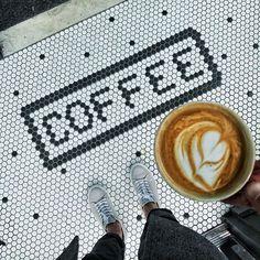 Coffee Shop Custom Furniture, Coffee Shop, Latte, Tableware, Interior, Shopping, Food, Bespoke Furniture, Coffee Shops