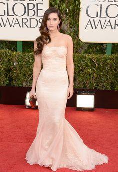 Golden Globes 2013 – Alfombra roja: Megan Fox