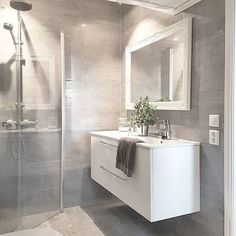 Our little bedroom-bathroom Keeping it simple ~~~~~~~~~~~~~~~~~~~~~~~~~~ #bath #bathroominspo #inspo #inspiration #instagood #interior #interiors #decorating #decor #myhome #homedecor #design #tiles #mitthjem #roomdecor #gullfjæren #inspirations #interiør #flisekompaniet #bad #style #styling #homesweethome #interiordesign #interiordecor #elegance