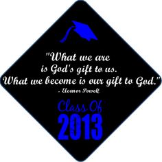 How to decorate your graduation cap by www.tasseltoppers.com