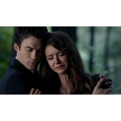 5.04 For Whom The Bell Tolls - tvd504-2107 - The Vampire Diaries -... ❤ liked on Polyvore featuring home, home decor, vampire diaries and tvd