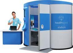 Tengase Presente: Bienvenido a la oficina del médico del futuro: Es un kiosco