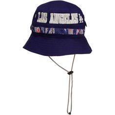 1588f7c7551 New Era L.A. Dodgers Authentic Marker Bucket Hat – Navy Blue Dodgers Girl