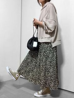 Kobe lettuce does not exist street style dresshijab kobe lettuce does not exist exist kobe lettuce Mode Outfits, Skirt Outfits, Casual Outfits, Fashion Outfits, Womens Fashion, Fashion Ideas, Casual Clothes, Fashion Shorts, Fashion Patterns
