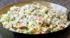 8 κανόνες για τέλεια ρωσική σαλάτα!