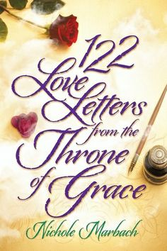 Grace Hound - 122 Love Letters from the Throne of Grace: A Devotional Journal by Nichole Marbach, $13.59 (http://www.gracehound.com/122-love-letters-from-the-throne-of-grace-a-devotional-journal-by-nichole-marbach/)