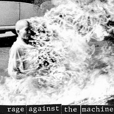 Rock Album Artwork: Rage Against the Machine