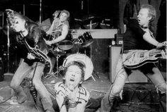 The Dead Boys at CBGBs