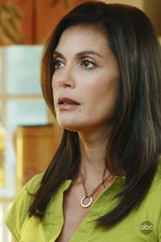 Teri Hatcher ~ Desperate Housewives ~ Episode Photos ~ Season 5, Episode 3: Kids Ain't Like Everybody Else #amusementphile